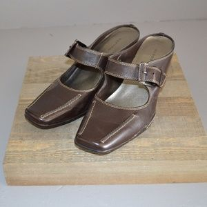 Merona leather shoes